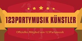 Entertainer Martin´s Präsentationsseite auf  123partymusik.at -  Alleinunterhalter Wien Entertainer Martin Hochzeitsband Montrimio Solo bis Trio